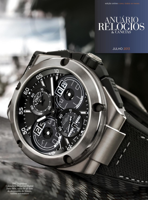 9890c8bfdf7 Relógios   Canetas Online Julho 2013 by Projectos Especiais - issuu
