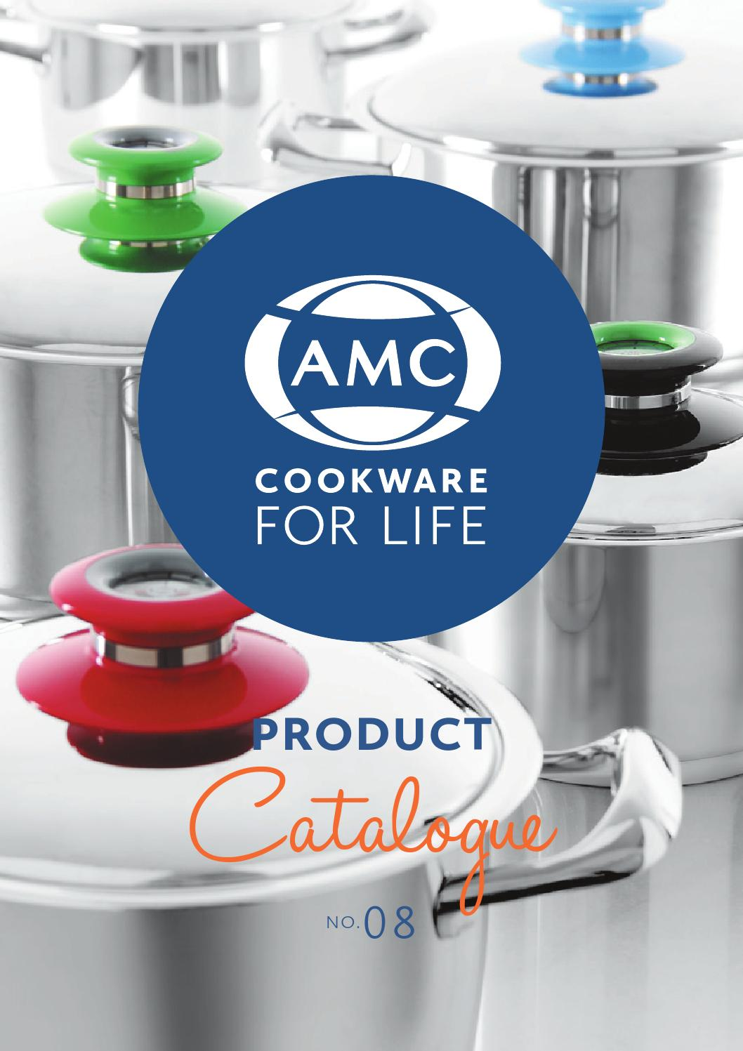 AMC Catalogue – 08 by AMC Cookware - issuu