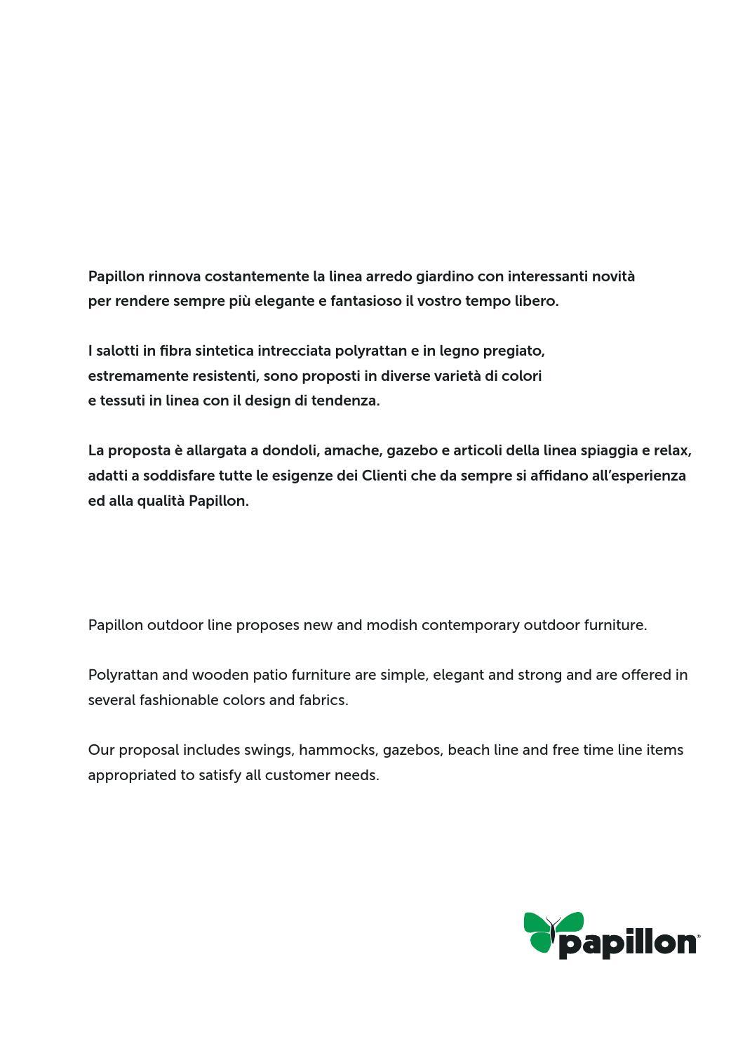 Catalogo generale arredo giardino by ideapratica issuu for Arredo giardino catalogo