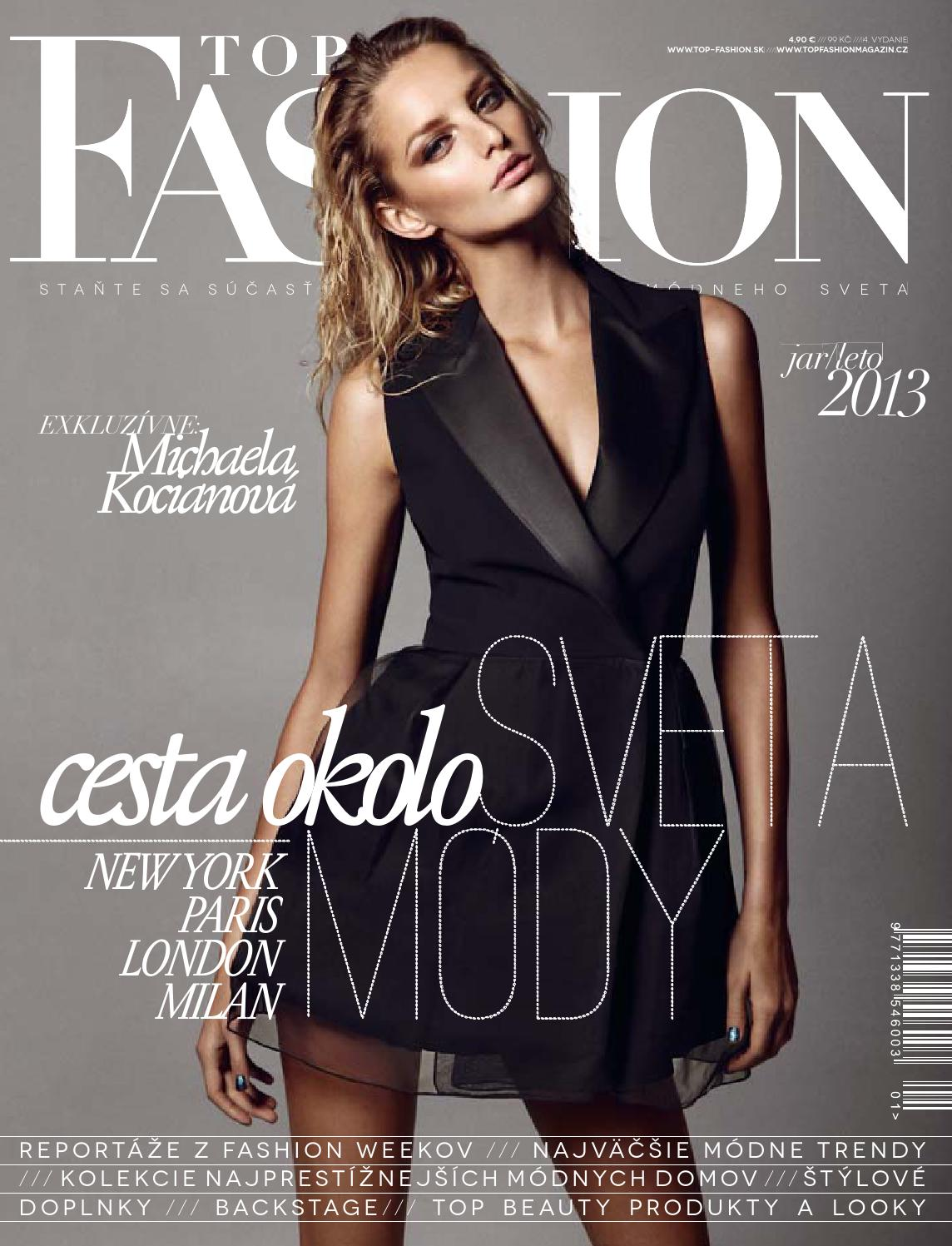 6862751f3 Top Fashion - vip by Mediast Slovakia - issuu