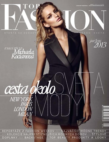 Top Fashion - vip by Mediast Slovakia - issuu 09af353b70f