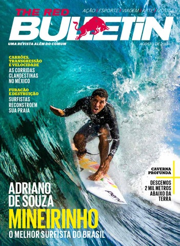 be5fc7534 The Red Bulletin August 2013 - BR by Red Bull Media House - issuu