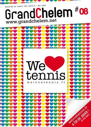 buy popular ff901 b2a04 GrandChelem 8, Mai 2008 by GrandChelem - issuu