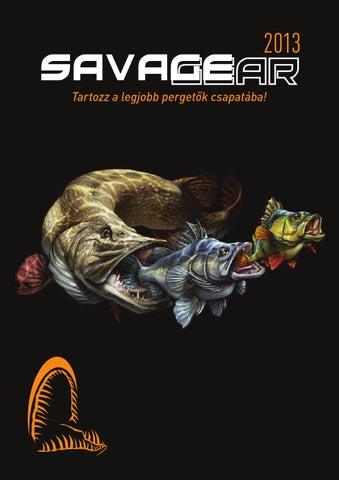 412cfbcd2 Savage Gear 2013 by LaNiTex Kft. - issuu