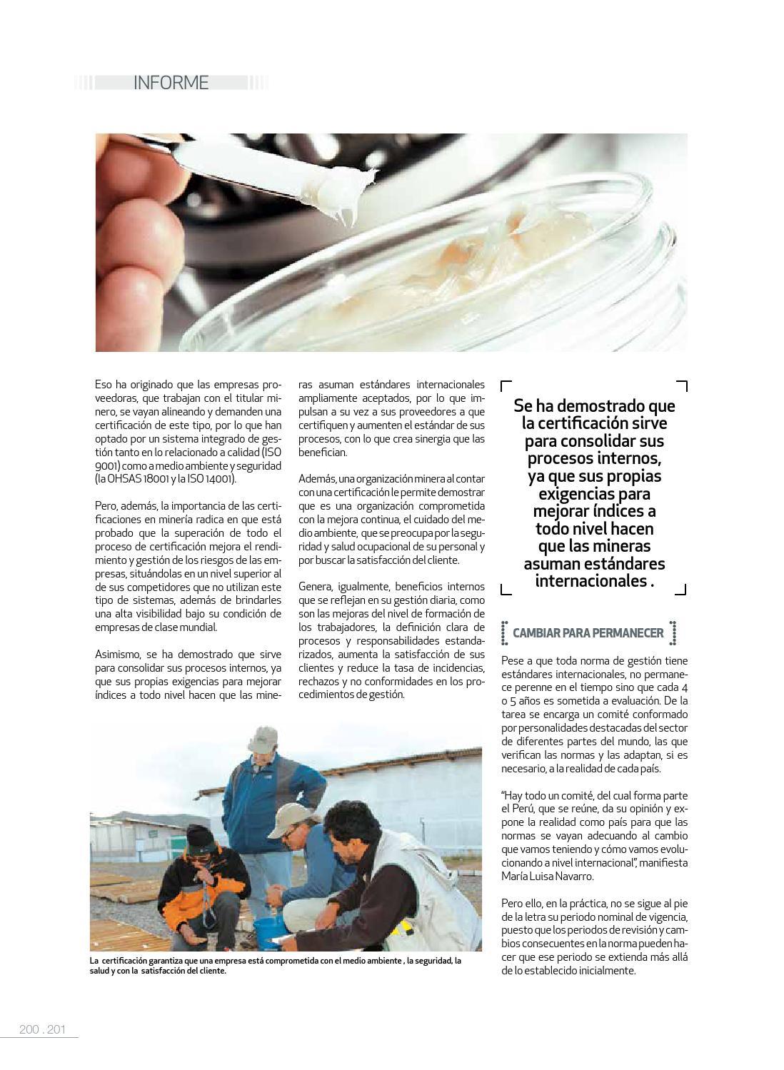 Revista Rumbo Minero N 72 By Grupo Digamma Issuu