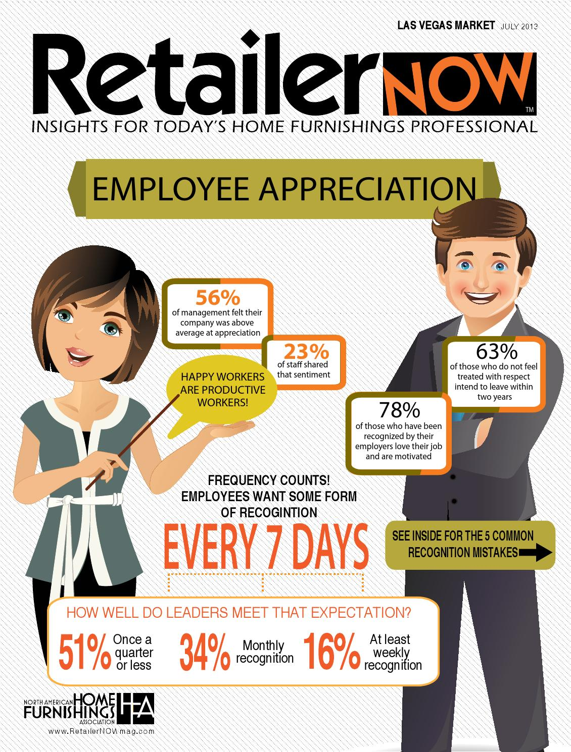 July 2013—Employee Appreciation by RetailerNOW - issuu