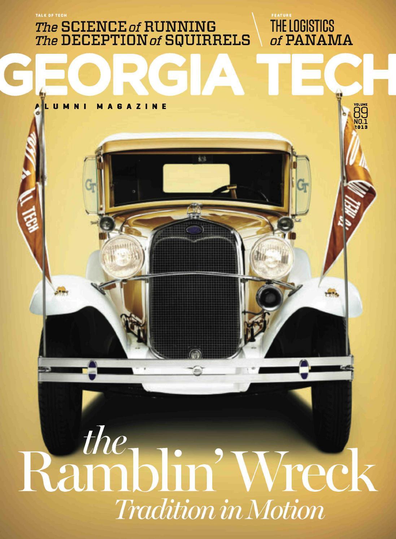 d3518ef0276 Georgia Tech Alumni Magazine Vol. 89