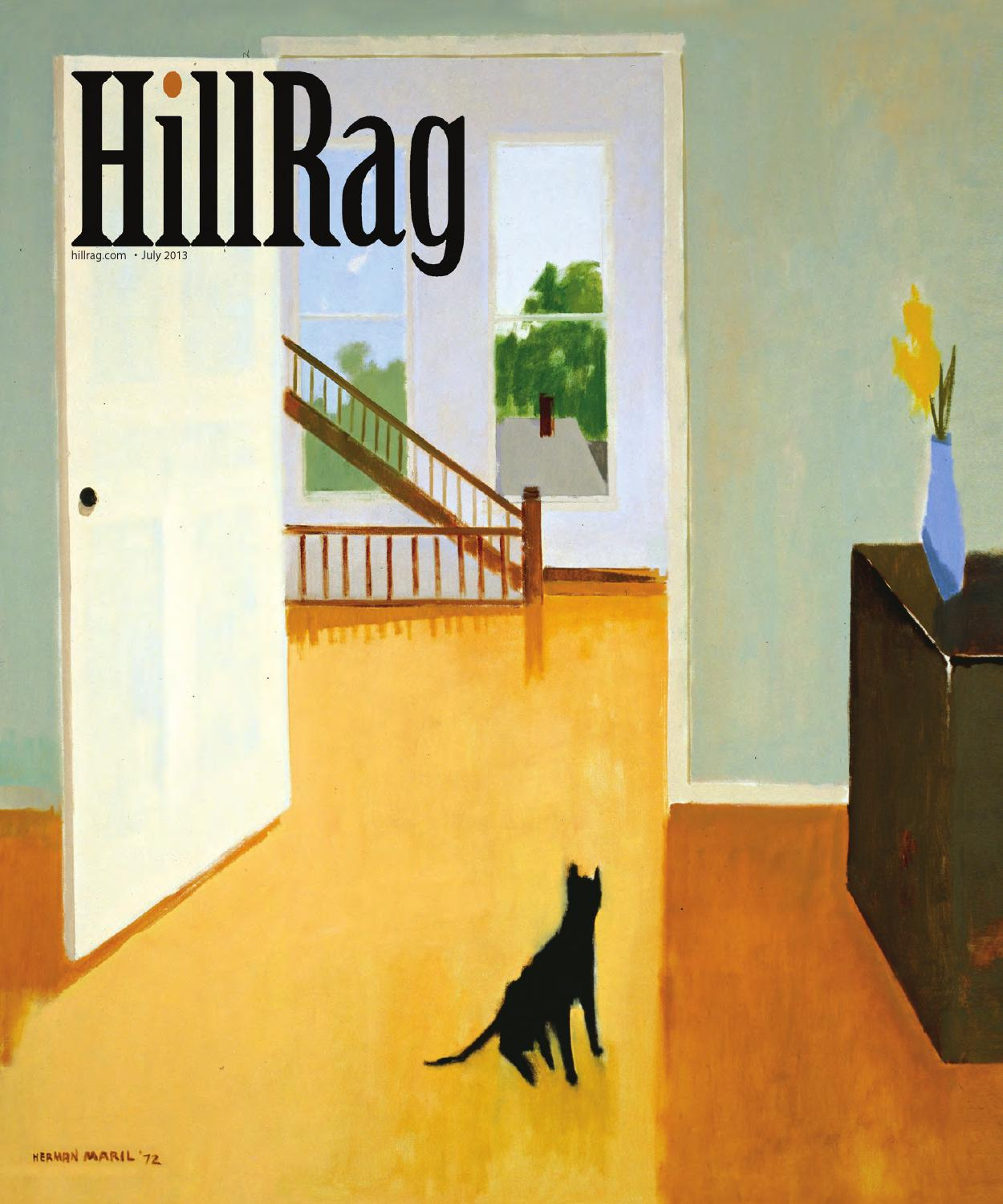 HillRag magazine July 2013 by Capital Community News - issuu