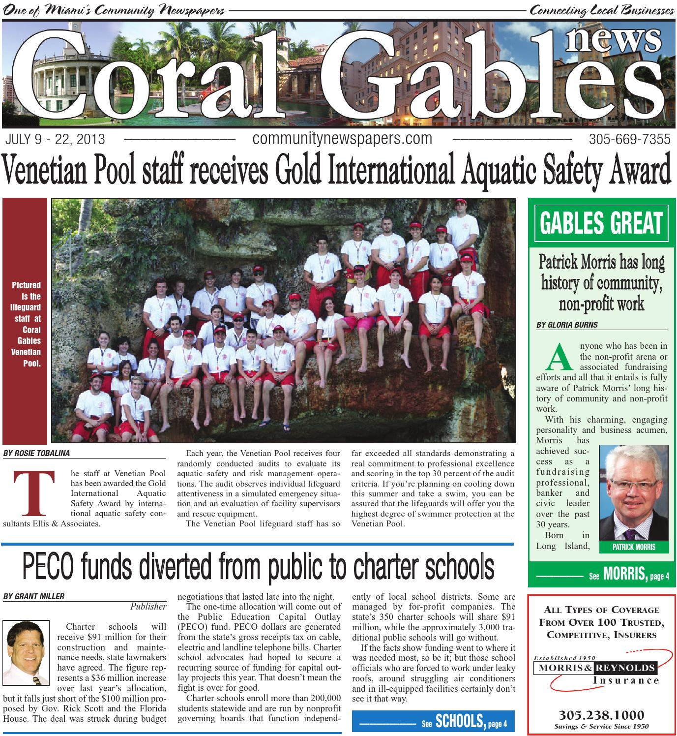 Gables Of St Morris coral gables news 7.9.2013community newspapers - issuu