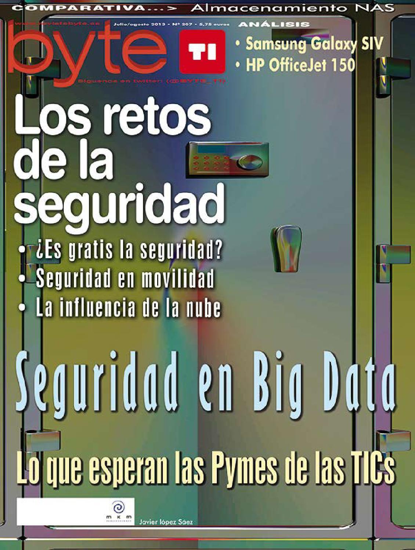Revista Byte ti 207, julio agosto 2013 by MKM Publicaciones - issuu