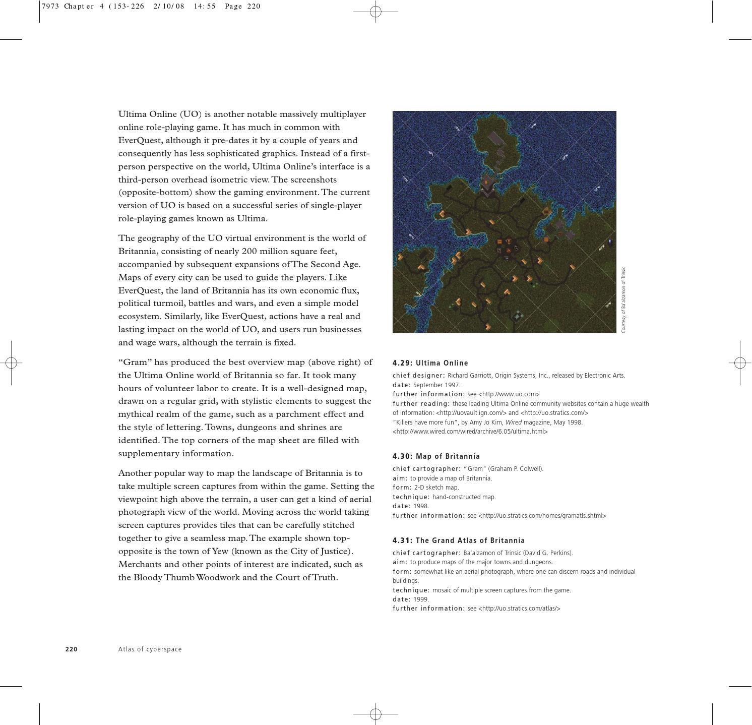 Atlas of Cyberspace by Martin Dodge - issuu