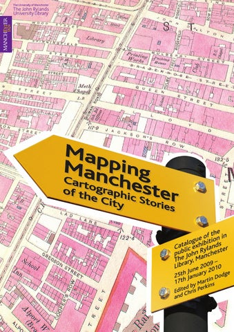 manchester mapping the city
