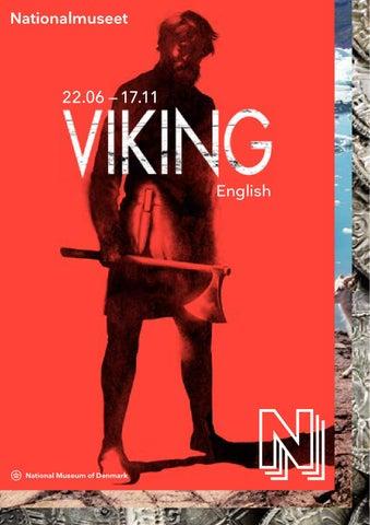 VIKING - Flyer (English) by Nationalmuseet - issuu
