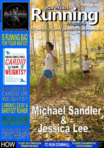 2b1342355f4 Barefoot Running Magazine - Issue 5 (Summer 2012) by Barefoot ...