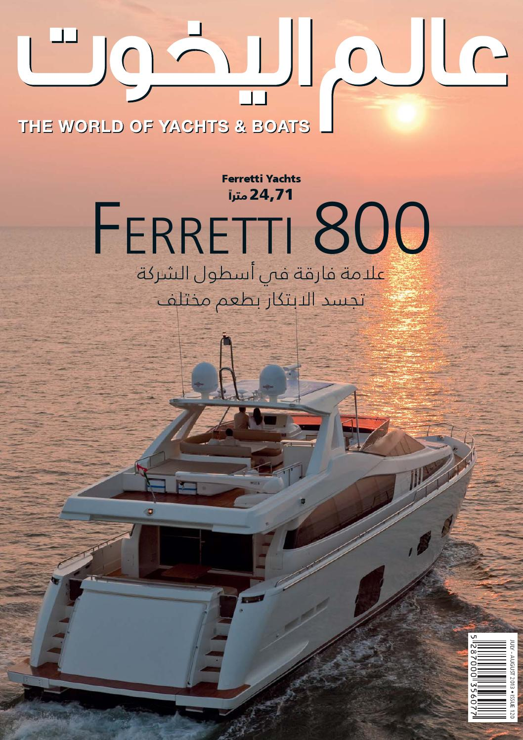 cbf378728 The World of Yachts & Boats by The World of Yachts & Boats - issuu