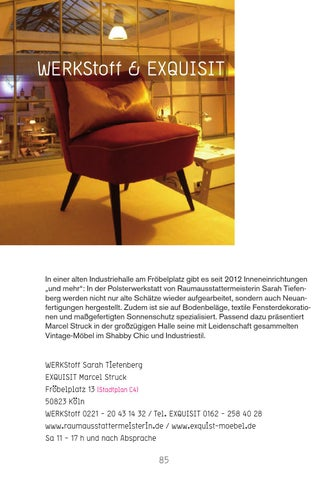 Kreative Stadtlandschaft Koln Ehrenfeld Ein Guide By Design