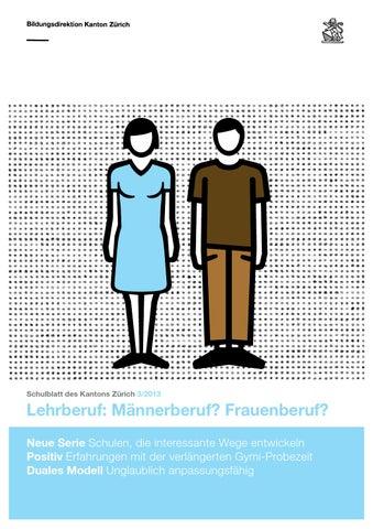Schulblatt 3 2013 by Schulblatt Kanton Zürich - issuu