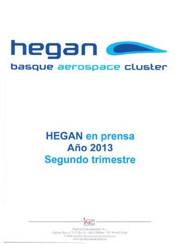 0a00bae19 Hegan segundo trimestre 2013 by Pool de Comunicación, SL - issuu