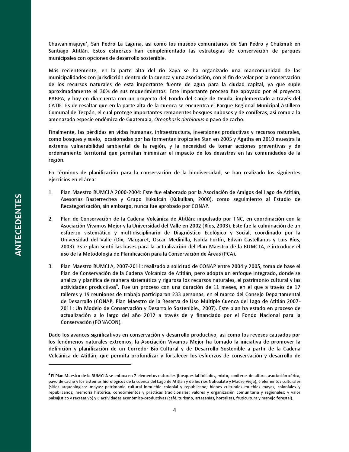 Definici N T Cnica Y Plan De Manejo Corredor Biocultural Y De  # Muebles Kukulkan