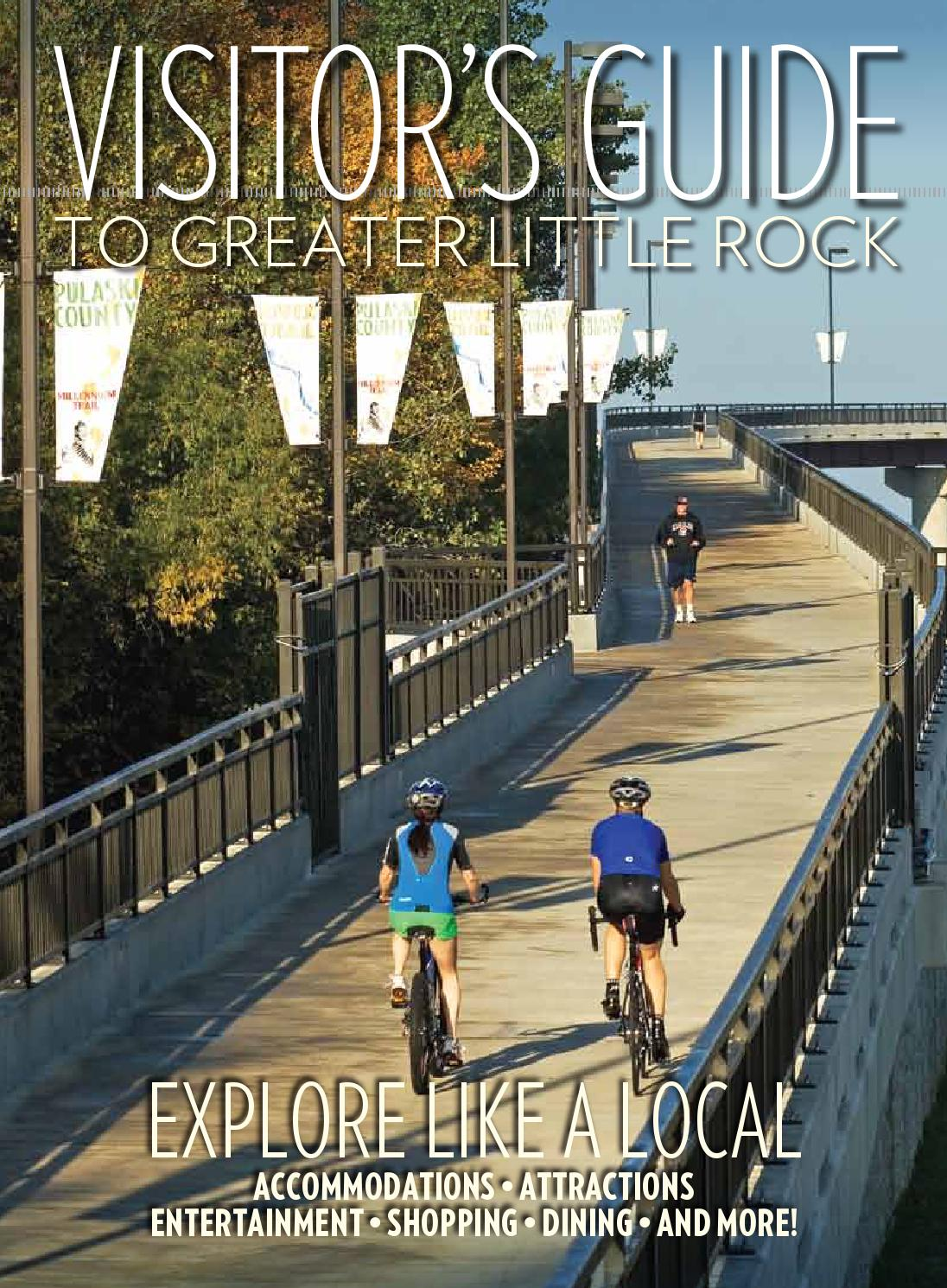 Visitors Guide 2014 By Arkansas Times Issuu Parcel Kristal Pja 1642