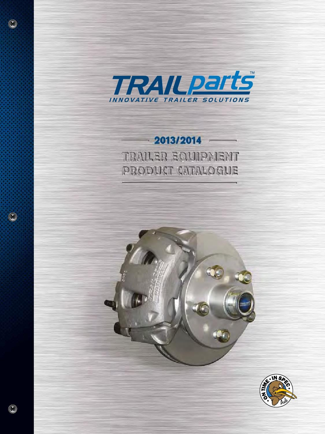 30m X 5 Core Cable Wiring Wire Trailer Parts Lights Trailparts 2013 Catalogue By Benefitz Issuu