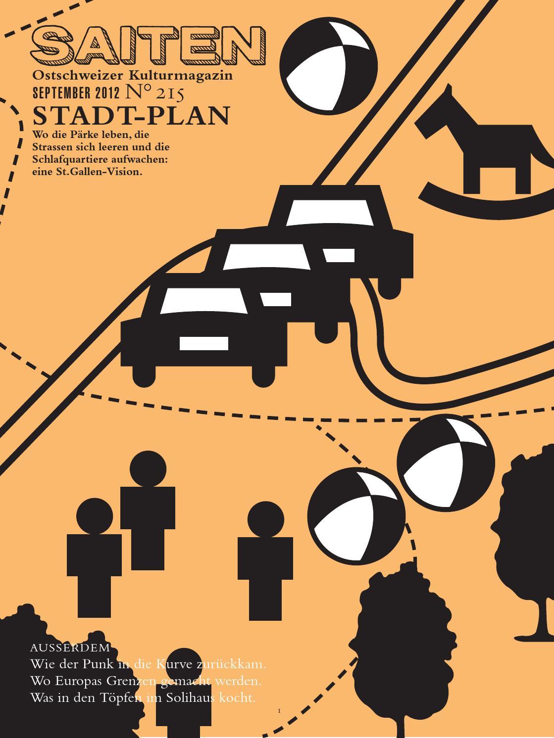 N215 Stadt Plan By Kulturmagazin Saiten