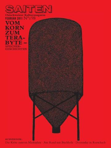 N°198 · Speichergeschichten By Kulturmagazin Saiten   Issuu