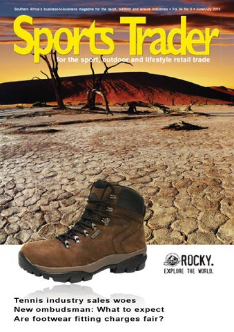 a0bbd3bfd63c80 Southern Africa s business-to-business magazine for the sport