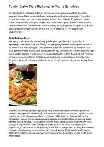 Dieta Dukana - przepisy, efekty, jadłospis. Ile można schudnąć na diecie Dukana? | Dziennik Polski