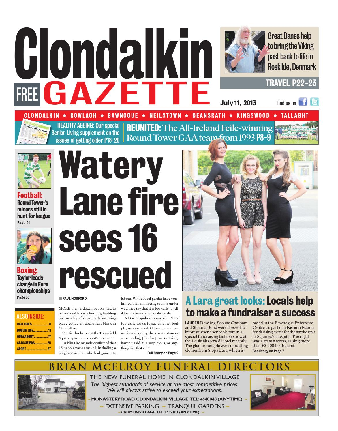Pleasant Day in Clondalkin - Traveller Reviews - Corkagh