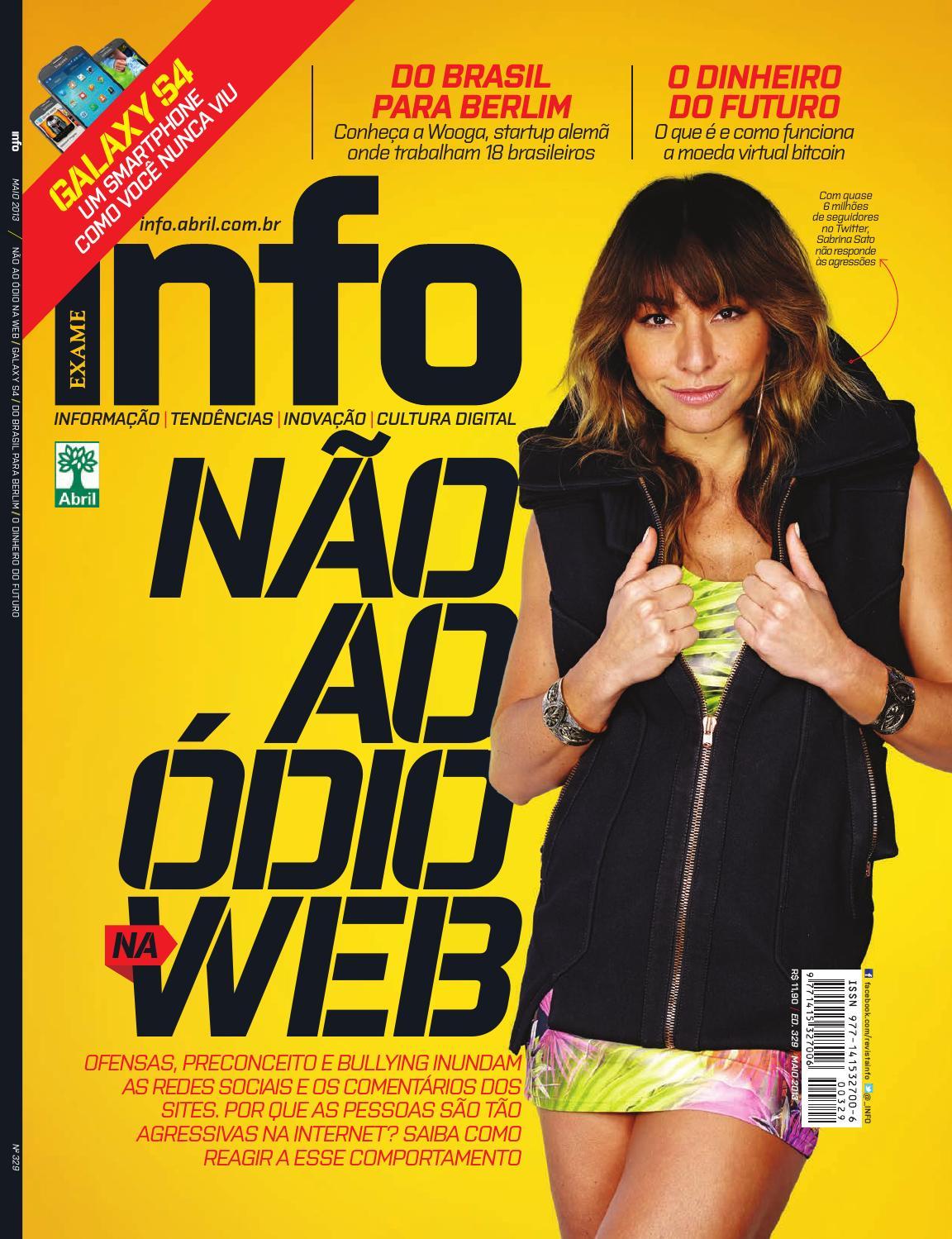 MAI - 329 by Revista INFO - issuu 25e619a792
