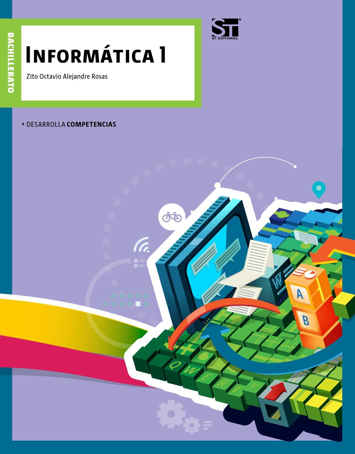 Informática 1 by eseté editorial - issuu