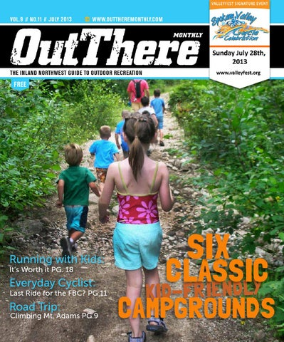 Out There Monthly June 2013