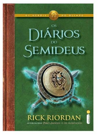 f4d0cf680a Os Diários do Semideus by Melyssa Goffredo Rocha - issuu