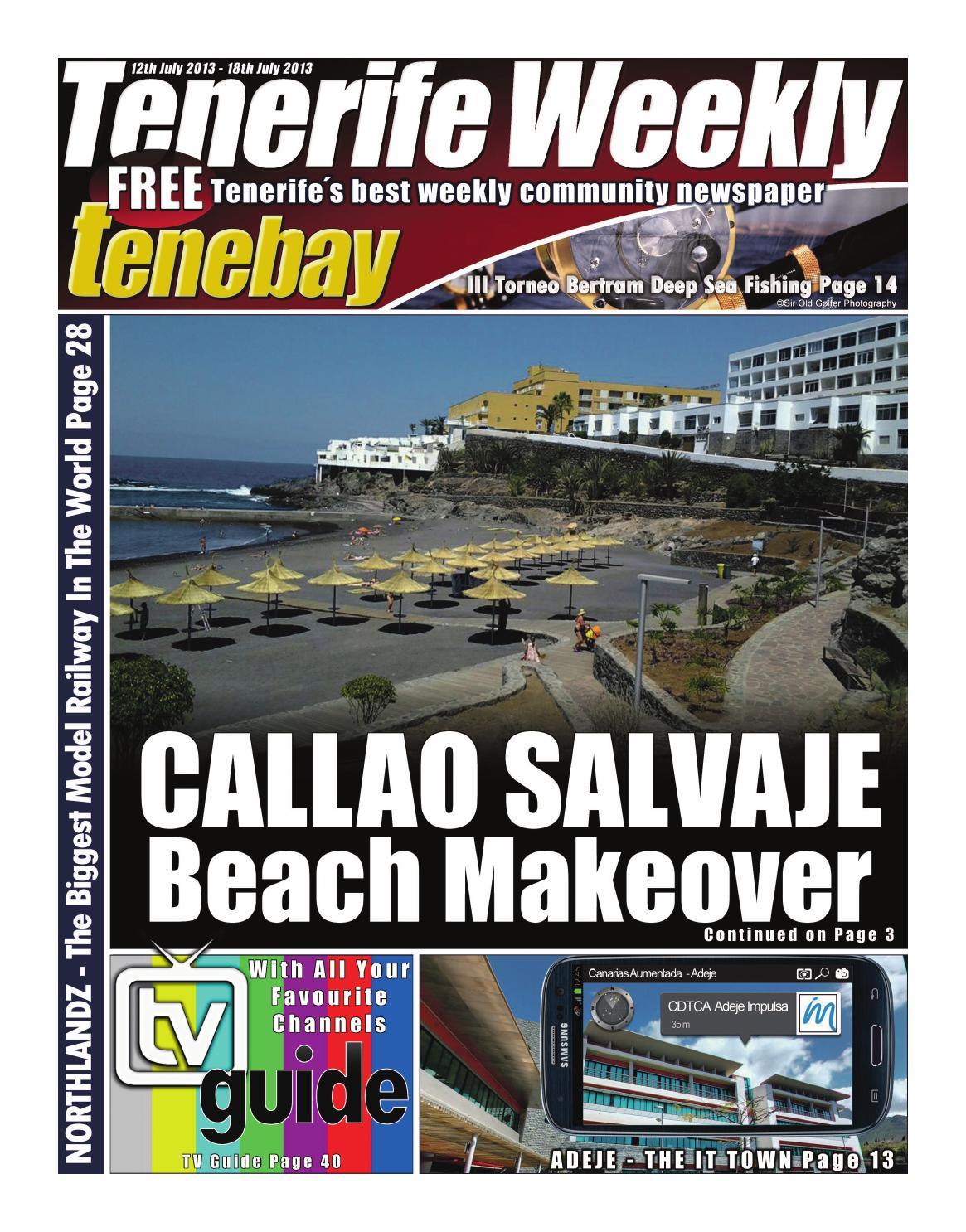 Tenerife Weekly Issue 89 By Tenerife Weekly Issuu