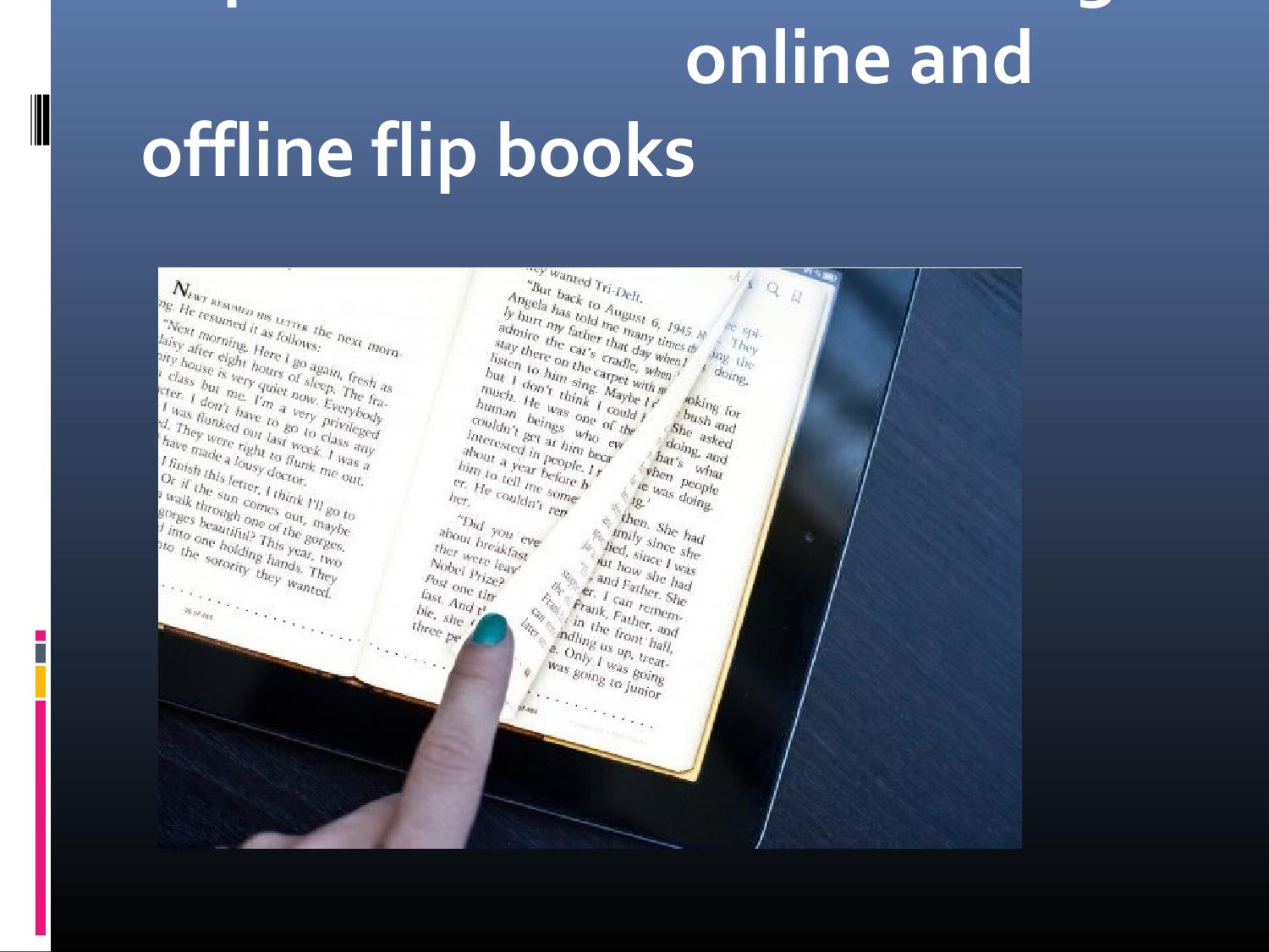 Top Useful Tool For Publishing Online And Offline Flip