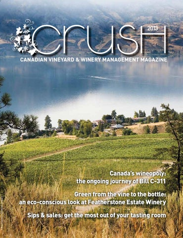 Crush magazine 2013 by DEL Communications Inc  - issuu