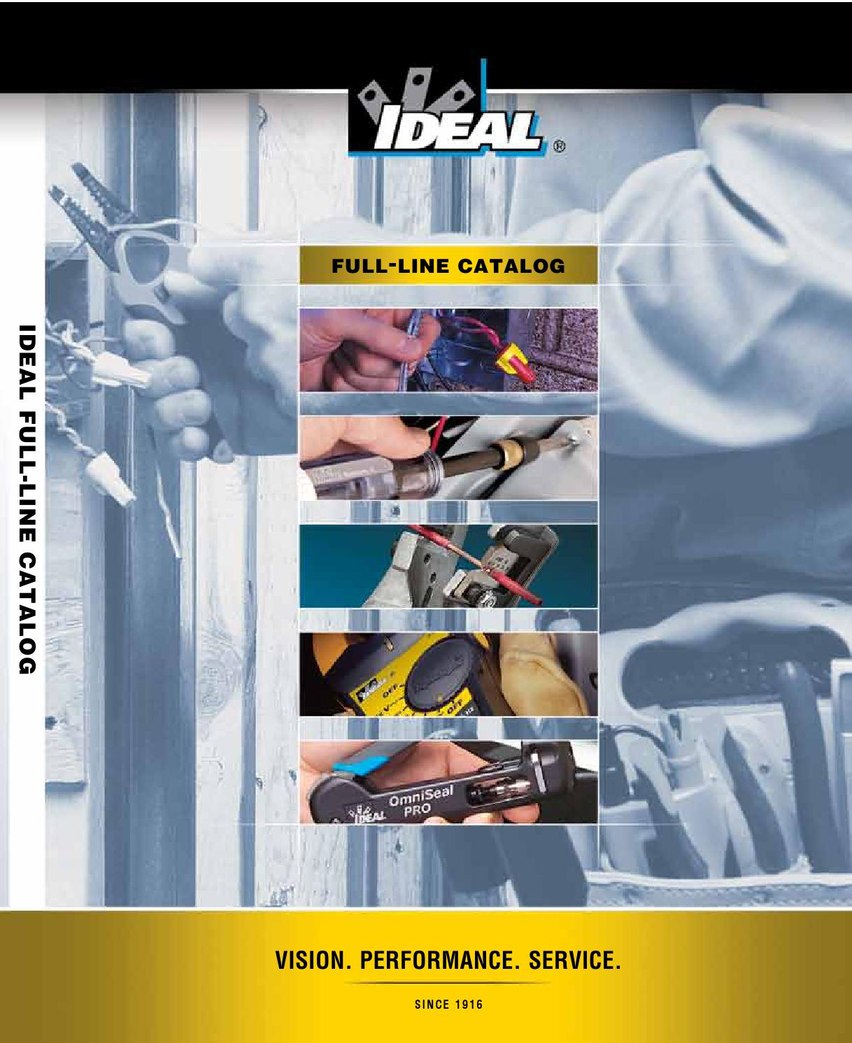 Ideal Catalog By Maria Miranda Issuu Details About 12 2 W Ground Romex Indoor Electrical Wire 1039 Ftall