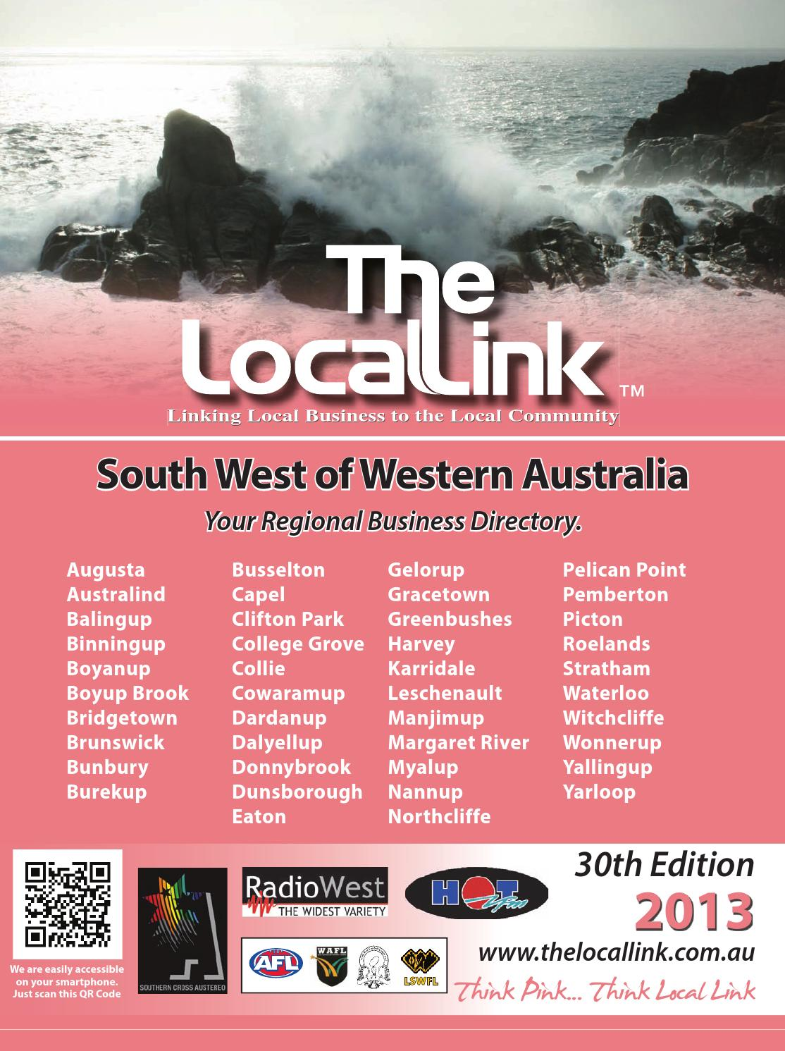 South West of WA 2013 by The Local Link - issuu