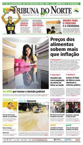 Tribuna do Norte - 14 07 2013 by Empresa Jornalística Tribuna do ... 5a4453c2f7ba7