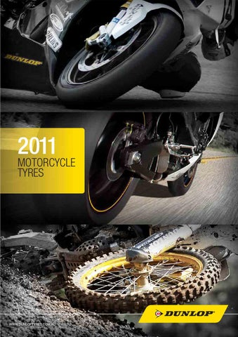 Best Enduro Motorcycle >> Dunlop Tyre Guide by Monza Imports - Issuu