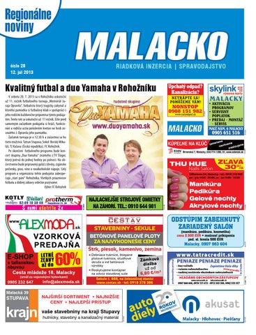 10a2a704fc961 Malacko 13-28 by malacko malacko - issuu