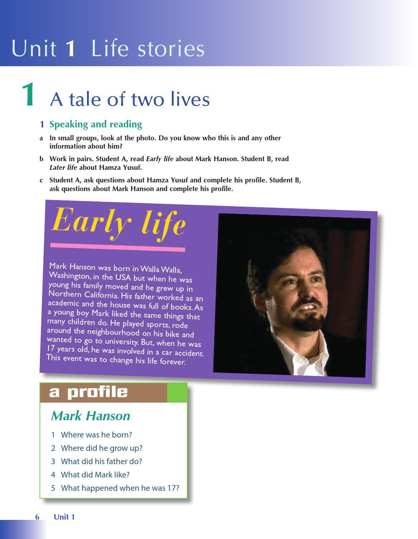 Profile 1 Student Book