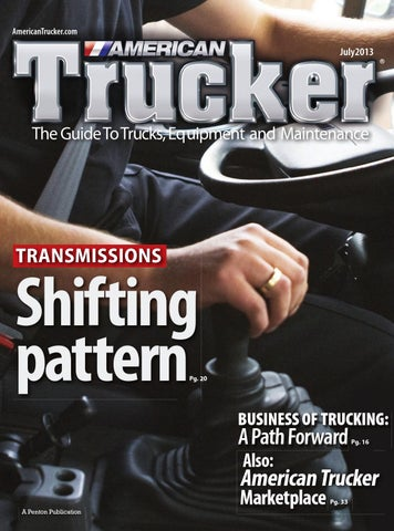 American Trucker East July Edition
