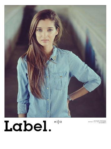 1 Hannon By Pablo 13 Issuu Label vZfqBAww