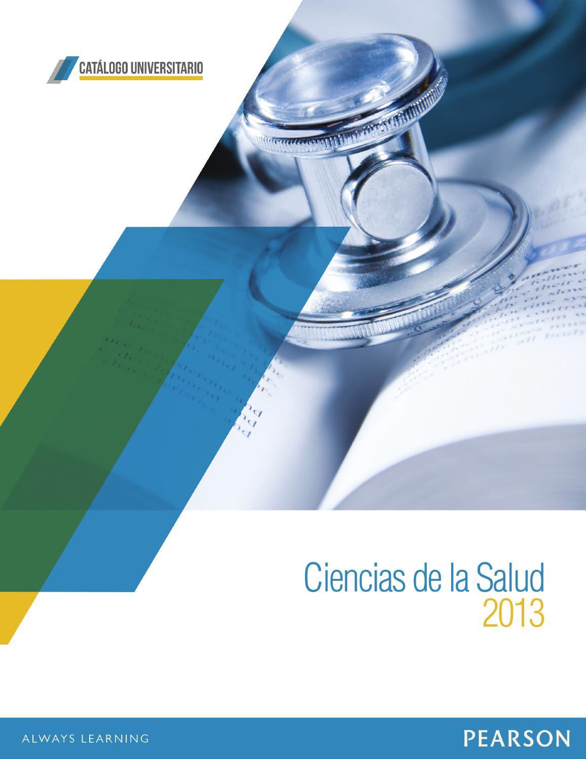 Catálogo ciencias de la salud by Pearson | México - issuu