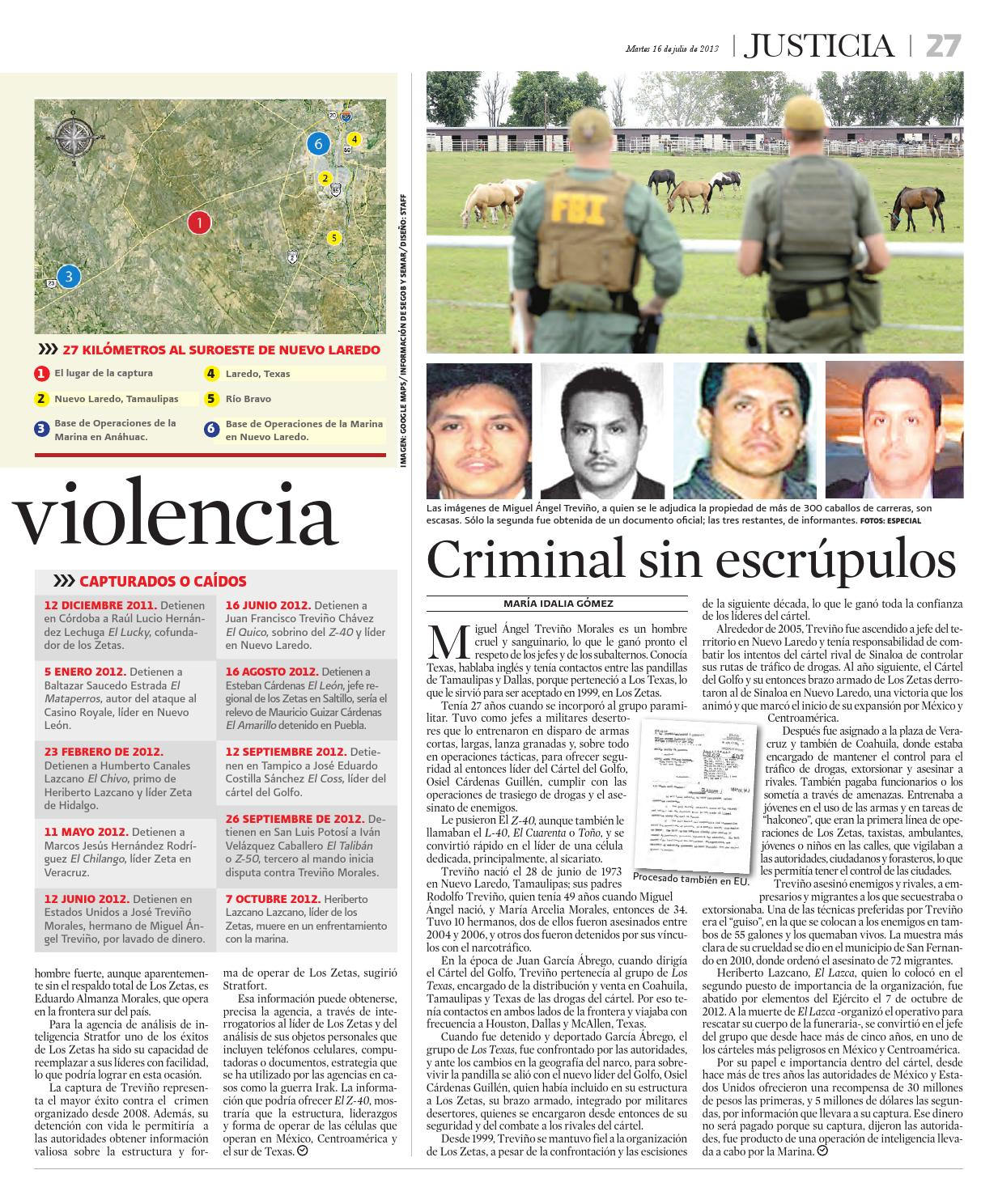 Julio | 16 | 2013 by Información Integral 24/7 SAPI de C.V. - issuu
