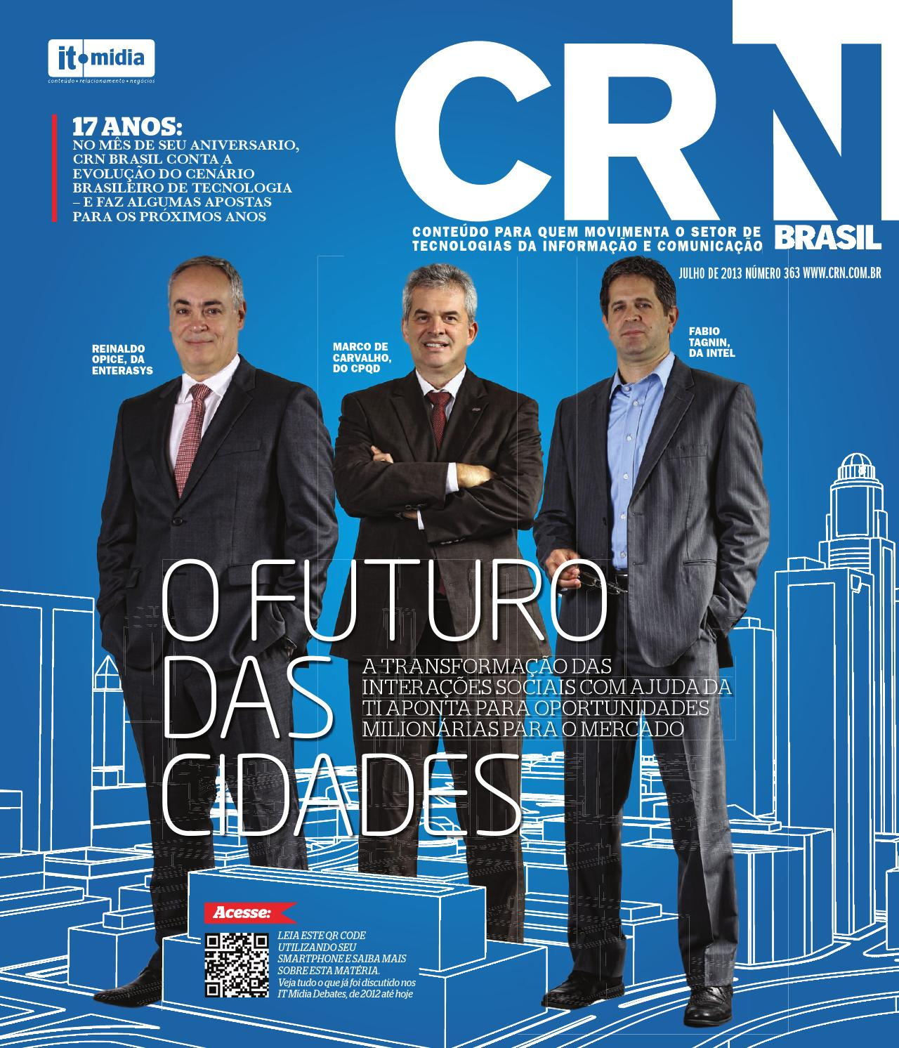 c923b657a78bd CRN Brasil - Ed. 363 by IT Mídia - issuu