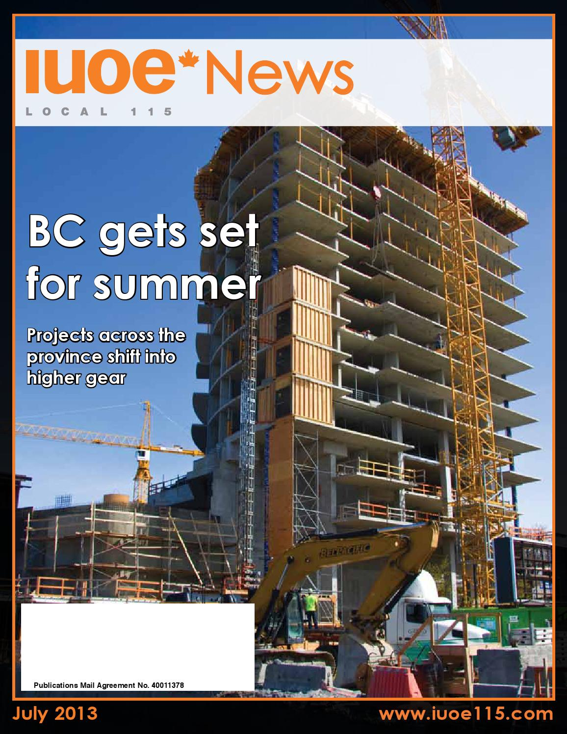 IUOE News July 2013 by Kevin Willemse - issuu