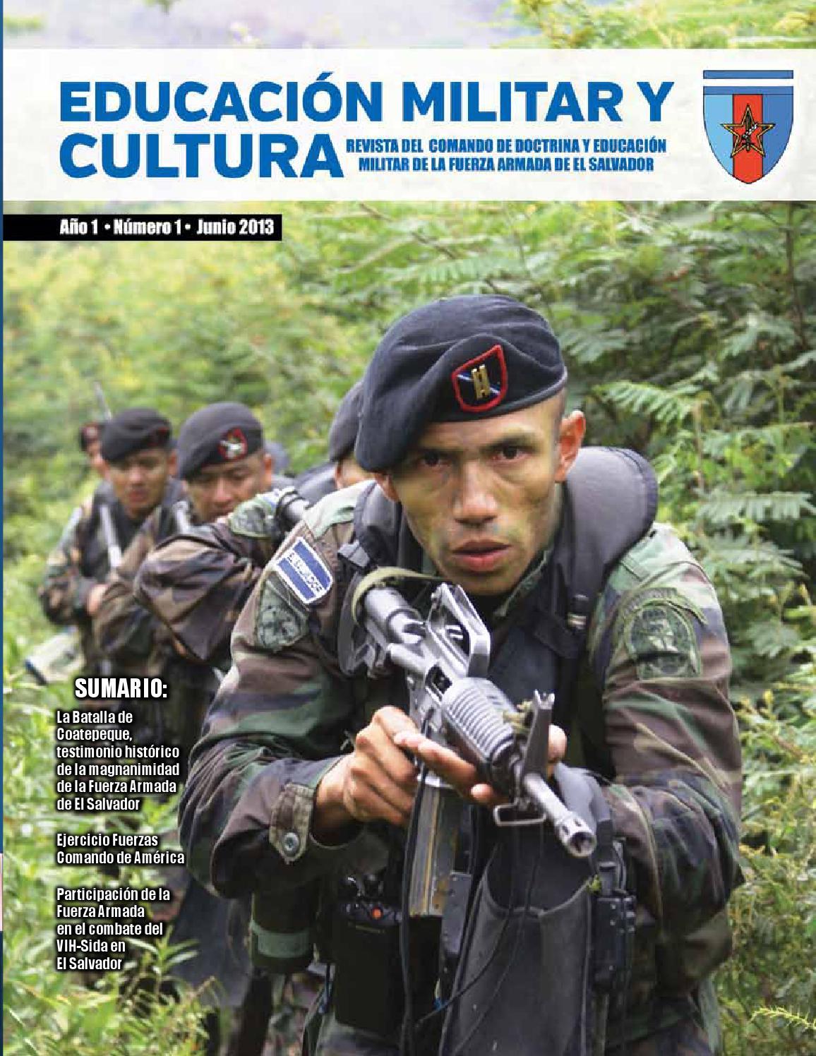 Revista Educación Militar y Cultura by jose Cruz - issuu